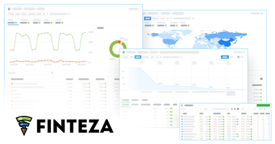 Finteza hits 700 million unique visitors and 11 billion page views