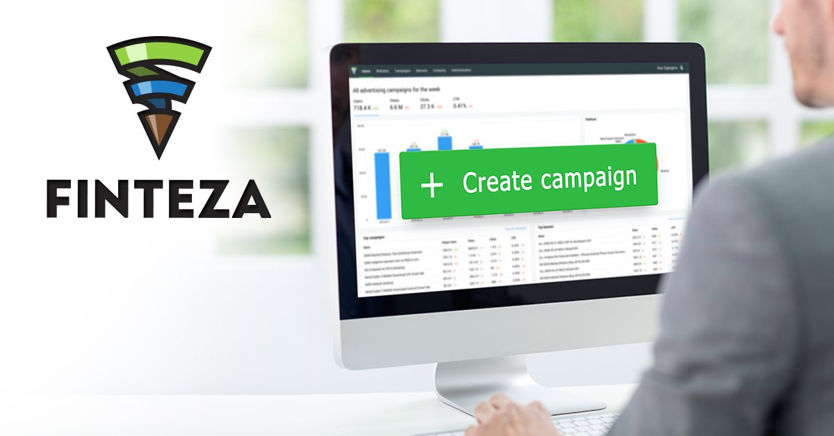 How to create and manage advertising campaigns in Finteza