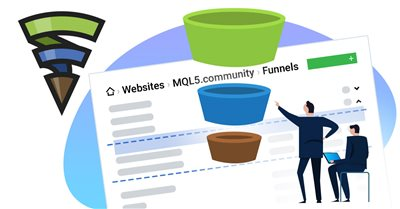 Conversion funnels are now easier to use