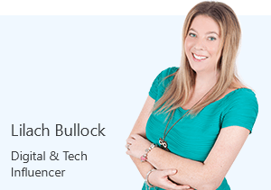 Lilach Bullock, Digital & Tech Influencer